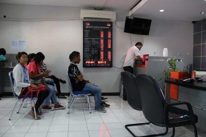Pelayanan Bank BRI - Undana
