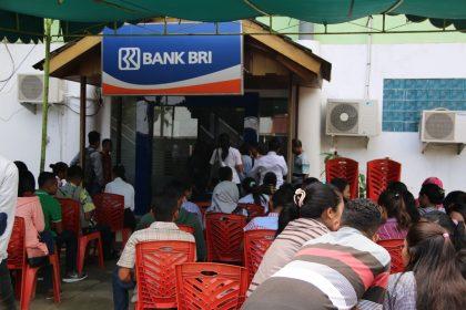Bank BRI - Undana