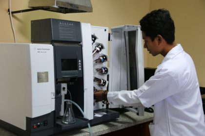Fasilitas Lab. di Undana