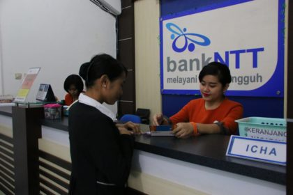 Pelayanan Bank NTT - Undana